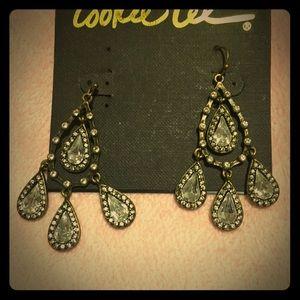 Cookie Lee Chandelier Earrings
